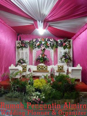 Dekorasi Pernikahan Sederhana Tapi Unik