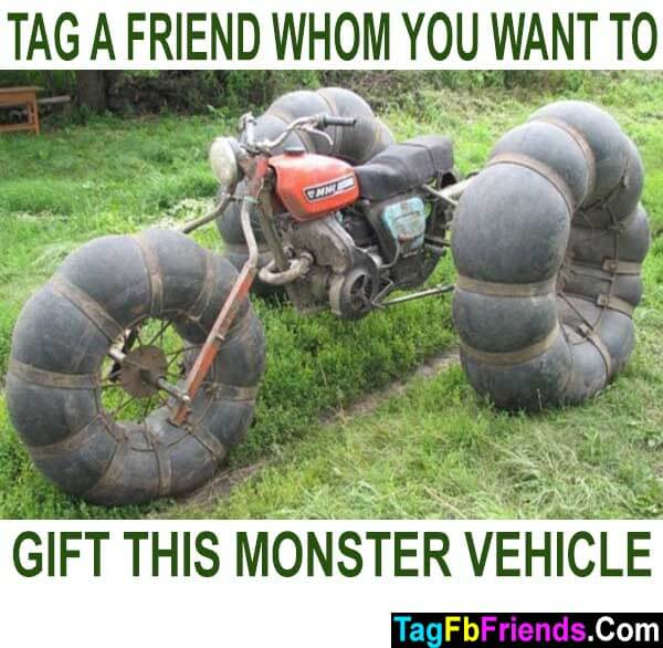 Monster vehicle