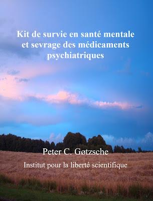 Kit de survie en santé mentale et sevrage des médicaments psychiatriques