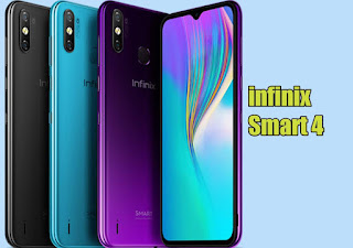 infinix smart 4 colors