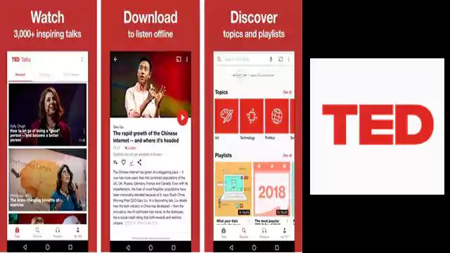 تحميل تطبيق اندرويد TED التعليمي