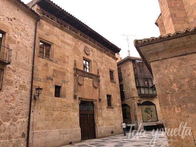 Palacios de Salamanca Solís