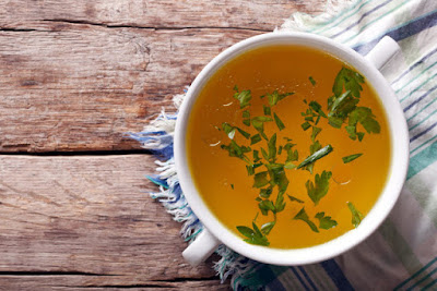 The newest liquid health darling is meant to warm you up while blasting your body with mi 5 Things You Should Know About Bone Broth