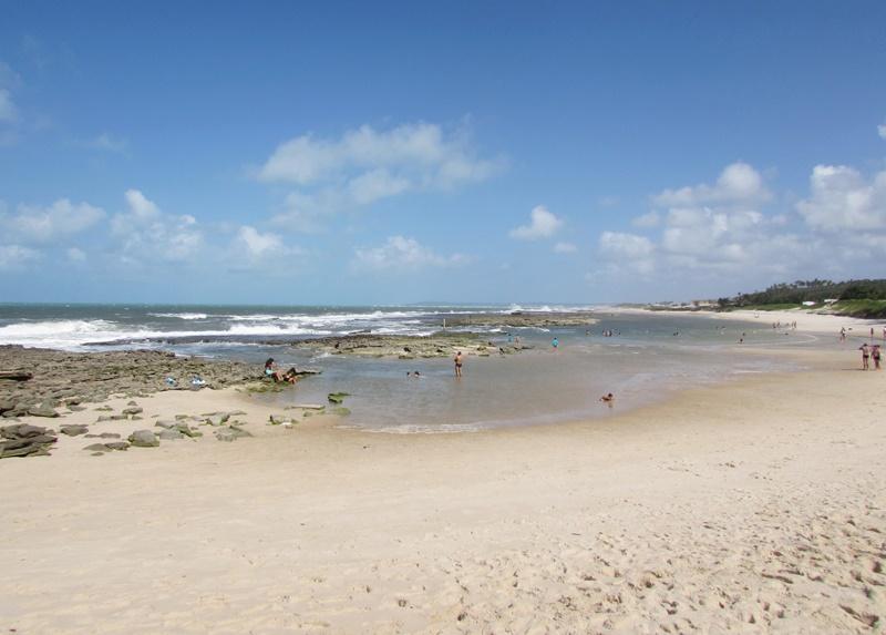 Distância de Natal a Barra do Cunhaú