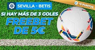 Paston promo Sevilla vs Betis 14 marzo 2021