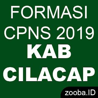 Formasi CPNS 2019 Kabupaten Cilacap