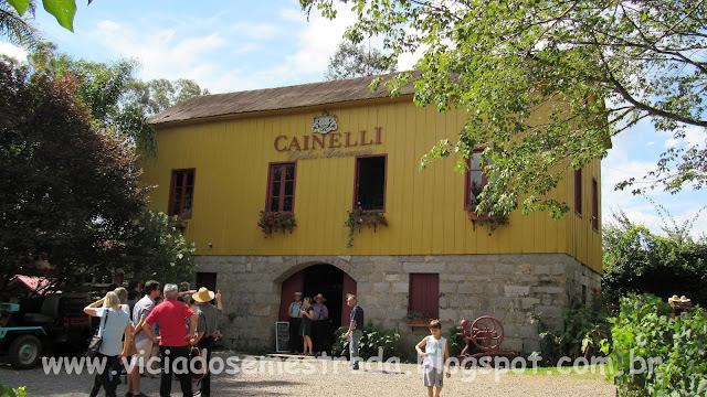 Casarão da Família Cainelli, Serra Gaúcha