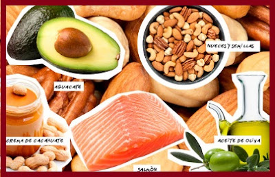 grasas no saturadas para el organismo