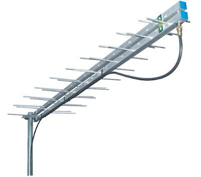 basit karasal anten soketli