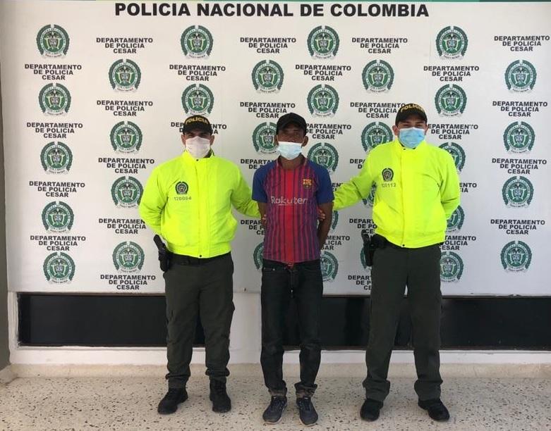 hoyennoticia.com, Capturado 'El Ñato' por el asesinato de un agricultor