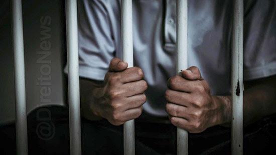 homem preso duas vezes crime direito