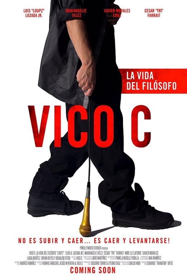 La Vida del Filósofo, la película de Vico C