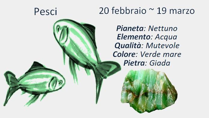 Oroscopo gennaio 2021 Pesci