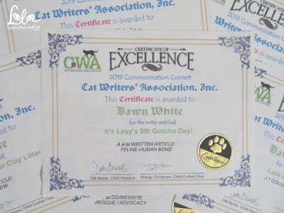 CWA Communications Contest