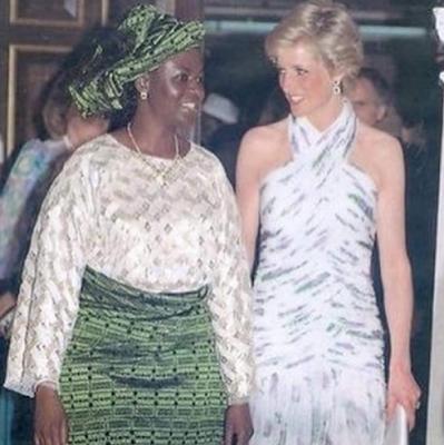 Princess Diana, Maryam Babangida, News, Throwback,