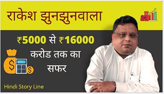 Rakesh Jhunjhunwala stock market