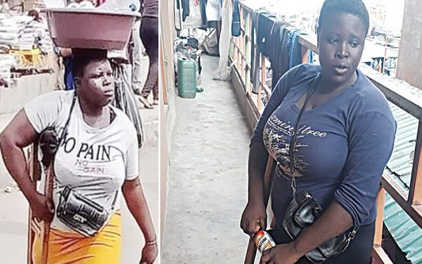 Busted!Viral amputee hawker lied about her story – Lagos Govt