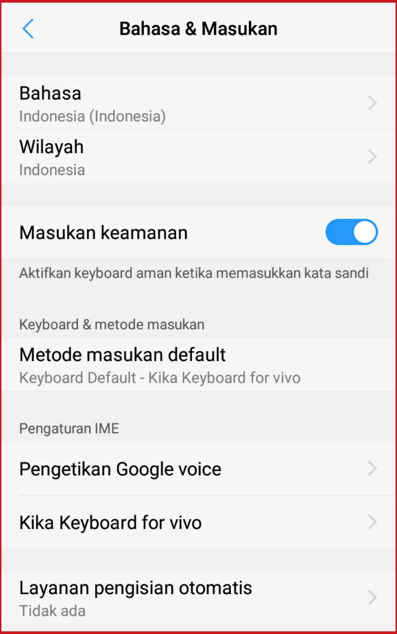 Cara aktifkan fitur google voice di handpone