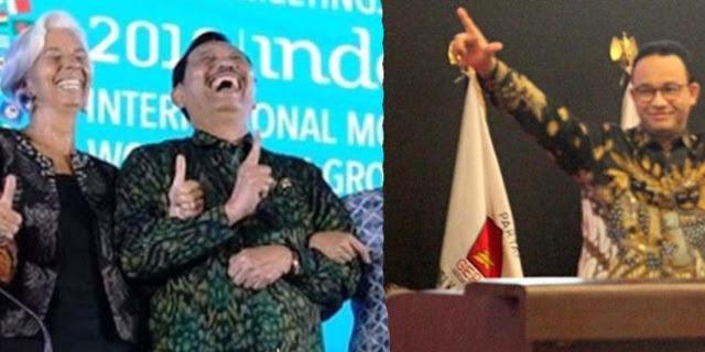 Bawaslu: Anies Baswedan Terancam Sanksi Pidana Pemilu Penjara 3 Tahun; Kok Luhut SMI Bebas?