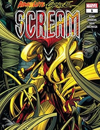 Read Absolute Carnage: Scream online