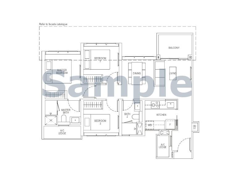 Royal Hallmark Floor Plan