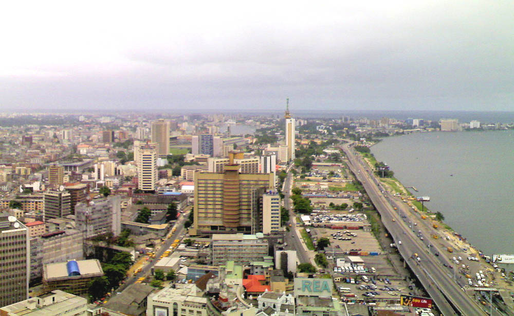 fotos de lagos nigéria cidades em fotos