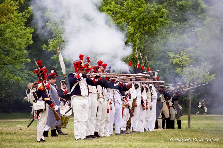 Batalla de Vitoria, por El Guisante Verde Project