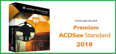 ACDSee Photo Studio Standard 2018