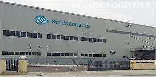 Lowongan Kerja Terbaru SMK Operator PT. Honda Logistics Indonesia KIM Karawang