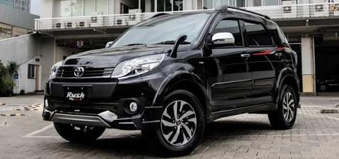 Pinjaman Uang Gadai Bpkb Mobil TOYOTA RUSH di Bandung dan Cimahi