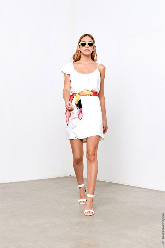 Moda mujer verano 2020 ropa de moda 2020.