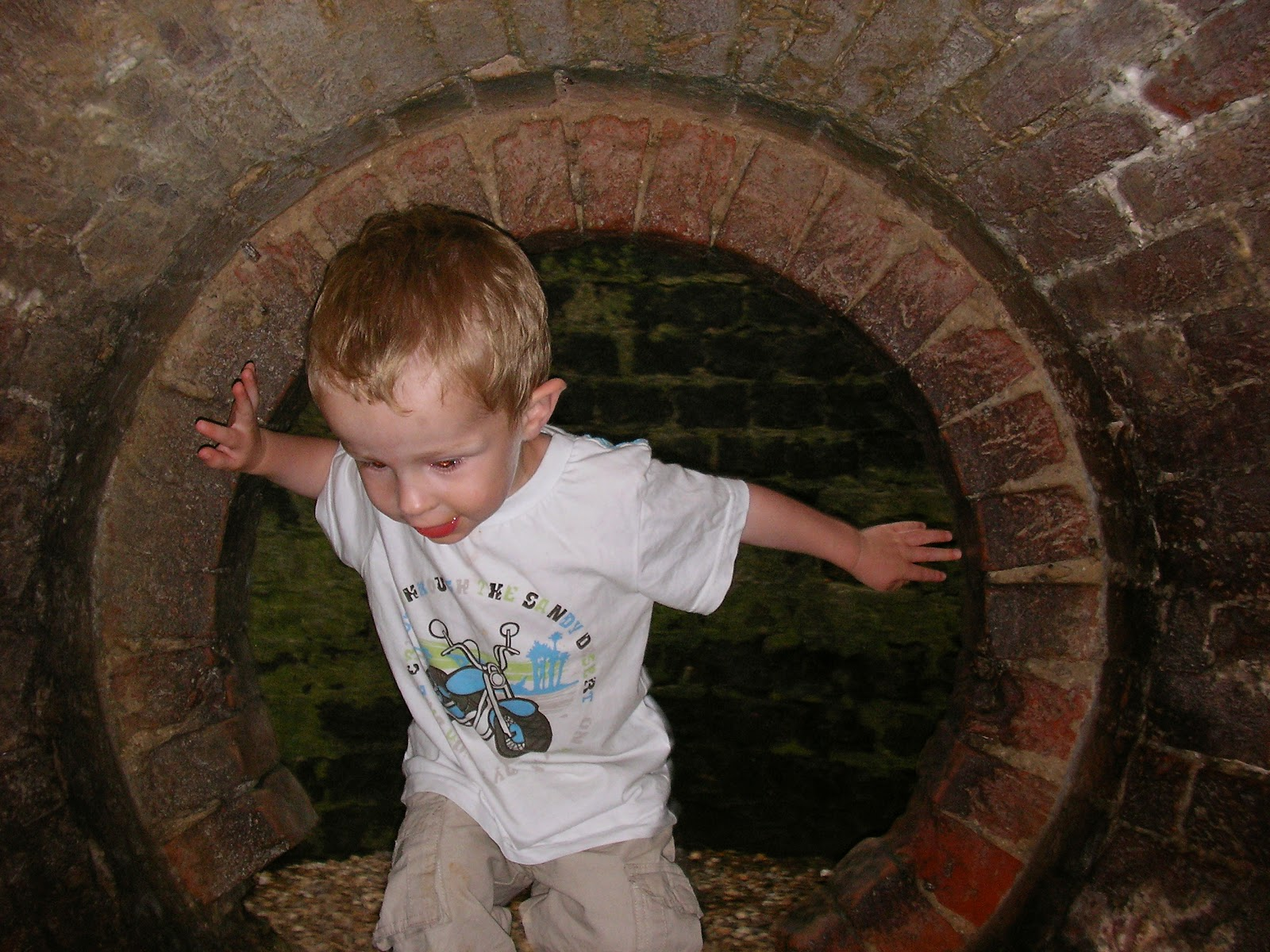 tunnels inpaultons park hampshire