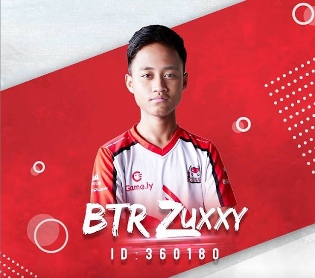 Biodata dan Profil Made Bagas AKA BTR Zuxxy – PUBG Mobile