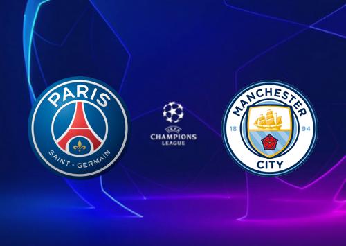 PSG vs Manchester City Full Match & Highlights 28 April 2021