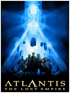 Atlantis: The Lost Empire Java Game