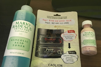 Mario Badescu Product Reviews: Glycolic Acid Toner and Drying Lotion