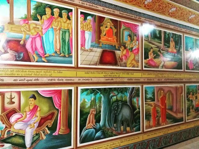 templo budista ella