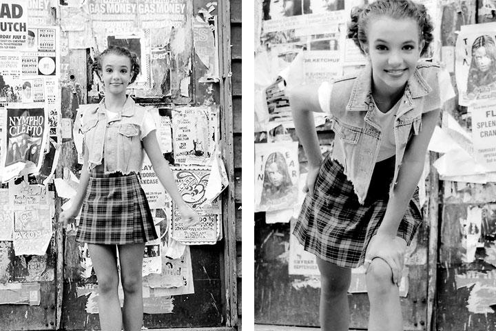 Бритни Спирз, 1995