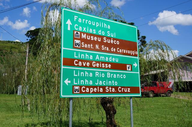 Cave Geisse em Pinto Bandeira