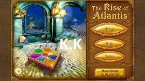 Rise Of Atlantis Full Screen