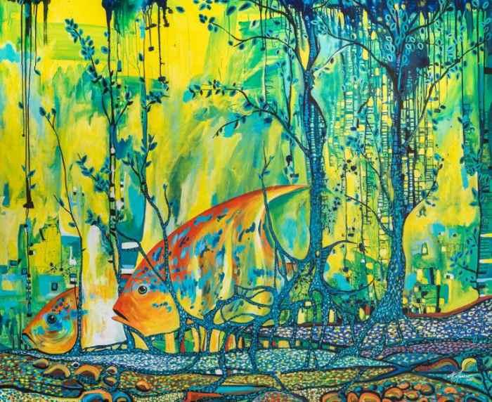 Мир мечты. Felix Murillo