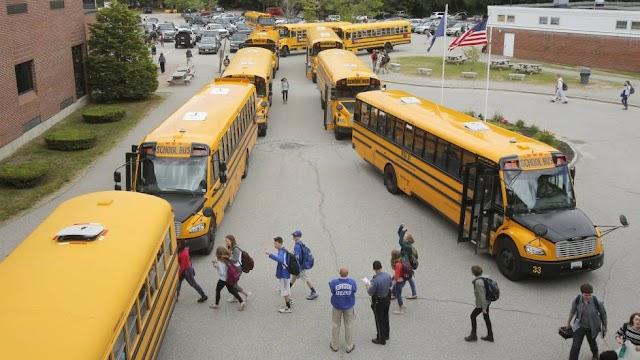 Escuelas en EEUU se preparan para posible propagación del coronavirus