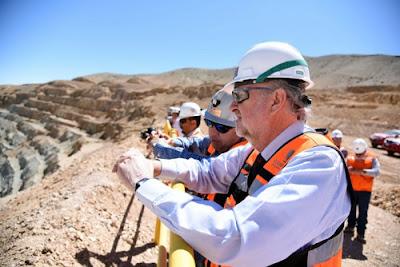 Casos activos en minería serían 1000 según informe de Consejo Minero