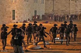 Sikapi Serangan Ummat Muslim Di Masjid Al Aqsa, Front SII Nyatakan Sikap Bersama