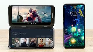 smartphone rilis 2020 LG G9 dan V60 Thinq