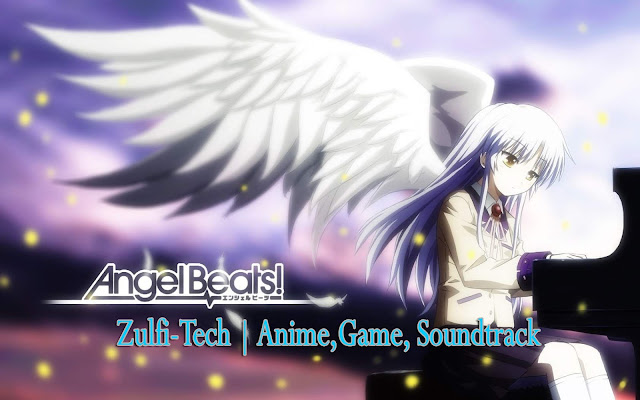 Download Angel Beats BD Subtitle Indonesia [BATCH]