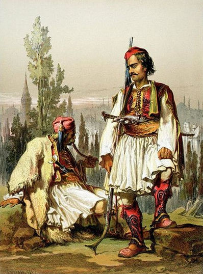 Albanians Mercenaries