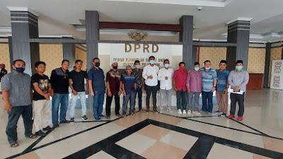 Junaidi Purba ST : Komisi III Dukung Listrik 24 Jam Desa Kuala Panduk
