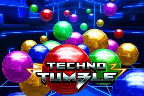 Main Gratis Slot Techno Tumble (Habanero) | 96.65% RTP