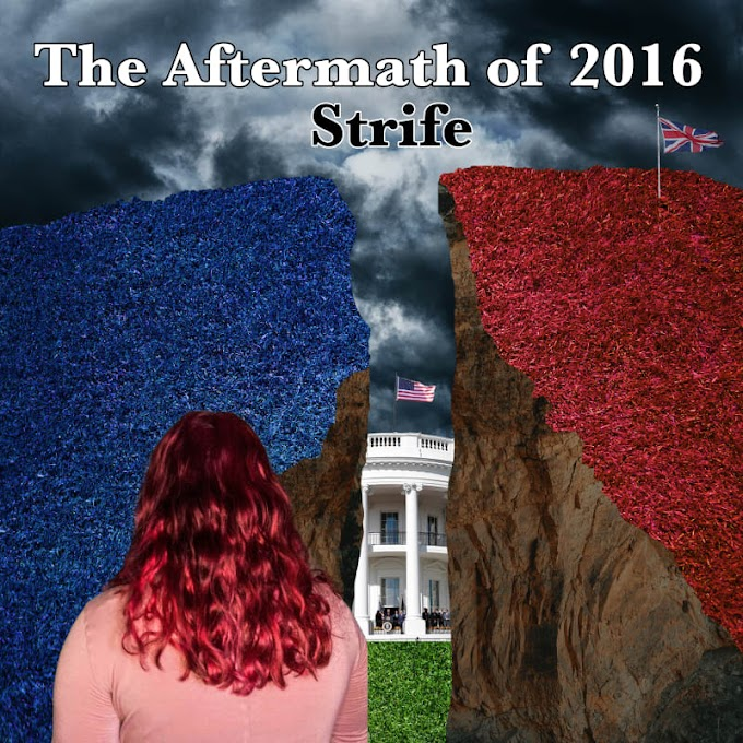 """Trish Discord Set to Drop a New Single """"Strife"""" Off Her Upcoming Album"""